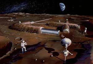 Nhật lên kế hoạch xây căn cứ trên Mặt trăng