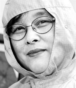 Tưởng Hướng Tiền - nhà khoa học nữ xuất sắc của châu Á