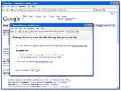 Cảnh báo từ Google: Hãy cẩn thận với kết quả tìm kiếm!