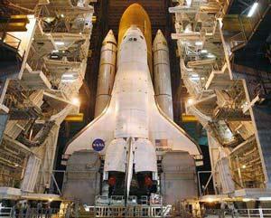 Nasa chuẩn bị phóng phi thuyền Atlantis