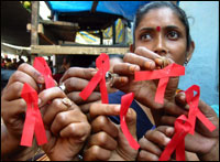 Ấn Độ: 11 triệu người có thể chết vì AIDS trong 20 năm tới