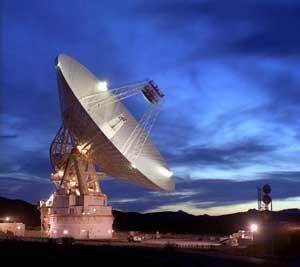 NASA: Nguy cơ nghẽn mạng DSN