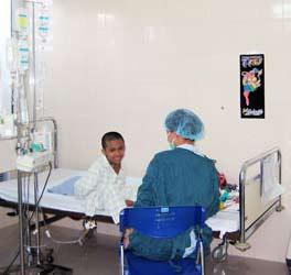 Việt Nam: Ca ghép tuỷ kết thúc tốt đẹp