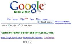 Google và dự án tổ chức thư viện đầu sách trực tuyến