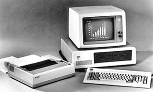 25 năm chiếc máy vi tính IBM