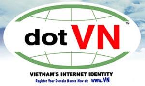 """Chính thức cho đăng ký tên miền cấp 2 """".vn"""""""