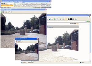 Quan sát từ xa bằng webcam
