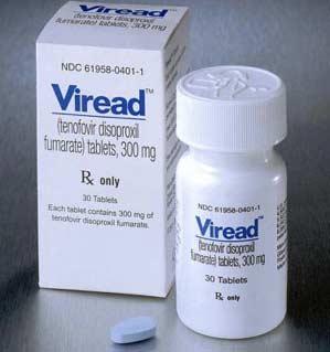 Viên thuốc phòng ngừa lây nhiễm HIV/AIDS