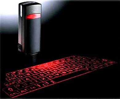 Bàn phím laser ảo
