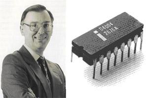 Chặng đường 35 năm phát triển của bộ vi xử lý Intel