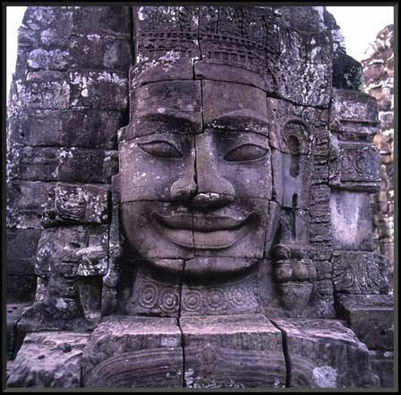 Angkor, ngôi nhà của thần linh