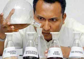 Việt Nam lập đề án phát triển nhiên liệu sinh học