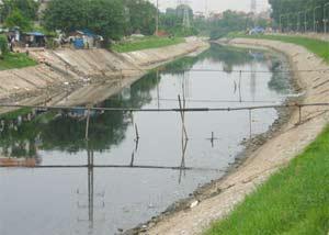 Hà Nội: Hơn 90% lượng nước thải không được xử lý