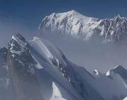 Băng trên dãy núi Alps có thể tan biến vào năm 2100