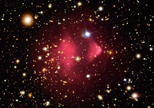 Lần đầu tiên tìm thấy vật chất tối