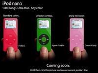 Sắp có Wi-fi iPod?