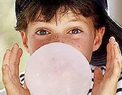Kẹo cao su ngừa sâu răng
