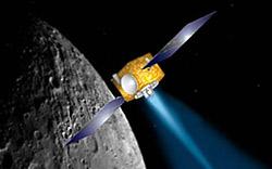 Ngày 3/9 tới, vệ tinh thăm dò SMART-1 sẽ rơi xuống Mặt Trăng