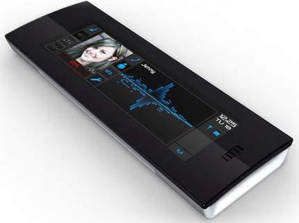 Onyx, điện thoại di động không nút bấm