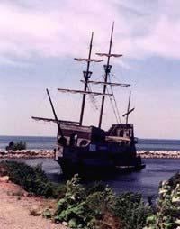Phát hiện tàu ma trong hải phận Italy