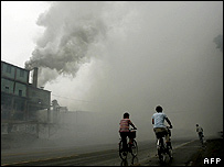 Một phần ba Trung Quốc bị mưa acid