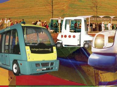 Dự án CityMobil: Xe ôtô không tay lái, bàn đạp và tài xế
