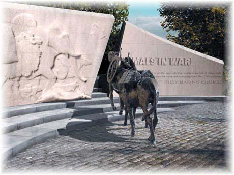 London: Triển lãm về các động vật đã phục vụ trong chiến tranh