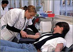 Truyền máu có thể chữa bệnh cúm?