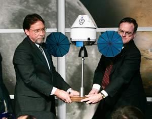 NASA chọn tập đoàn Lockheed Martin để chế tạo tàu vũ trụ mới