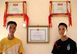 Hai anh em sinh đôi Phạm Văn Đại, Phạm Văn Lượng
