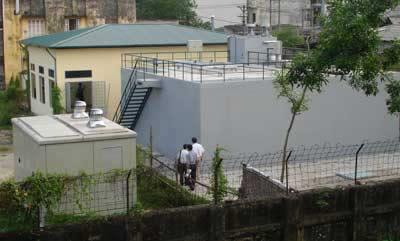 Nhật giúp Viện Khoa học-Công nghệ Việt Nam xử lý nước thải