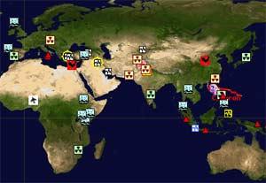 Alert Map – Cảnh báo thiên tai theo thời gian thực