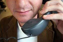 Có thần giao cách cảm điện thoại?