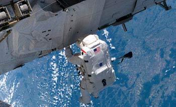 Những hình ảnh mới nhất từ trạm vũ trụ quốc tế