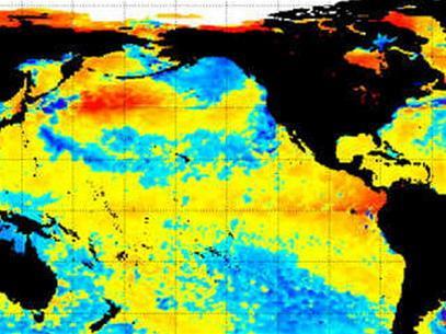 El Nino xuất hiện trở lại ở Thái Bình Dương