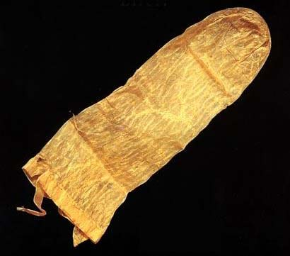 3.000 năm thăng trầm của bao cao su