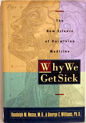 Cuốn sách Why we get Sick của Darwinian