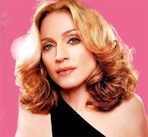 Năm 2009, Madonna sẽ bay vào vũ trụ