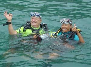 Khảo sát san hô biển Sơn Trà