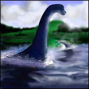 Quái vật hồ Loch Ness - Nessie hay Ness