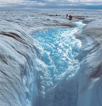 Trái đất nóng lên gần đến mức tới hạn