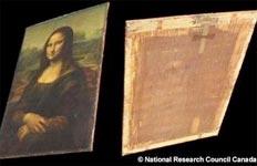 Mona Lisa vừa sinh con khi ngồi làm mẫu
