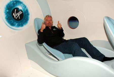 Sẽ có tàu cá nhân đưa du khách lên vũ trụ