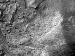 Tàu thăm dò MRO gửi về những bức ảnh đầu tiên của sao Hỏa