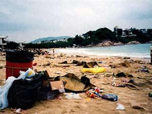 """UNEP: Đại dương đang bị biến thành """"bãi rác thải"""""""