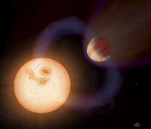 Phát hiện những hành tinh mới ngoài hệ Mặt trời