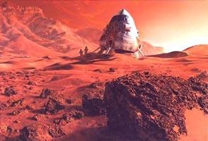 Xe tự hành Opportunity tiếp cận miệng hố lớn nhất tại sao Hỏa