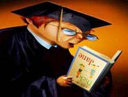 20 năm nữa con người sẽ không biết đọc?
