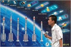 Năm 2007, Trung Quốc sẽ phóng vệ tinh thám hiểm Mặt Trăng
