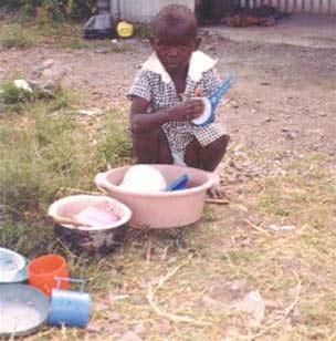 Năm 2025, thế giới sẽ có 3 tỉ người thiếu nước sinh hoạt